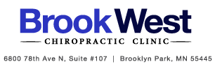 Brook West Chiropractic Clinic Logo